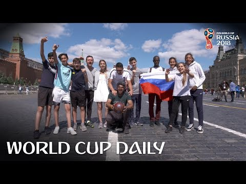 World Cup Daily - Matchday 12!