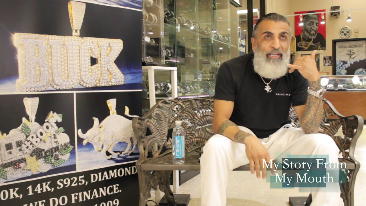 """SOL THE JEWELER """"MY 1ST JOB I GOT SHOT 2X!"""" MY STORY FROM MY MOUTH (PT 1)"""