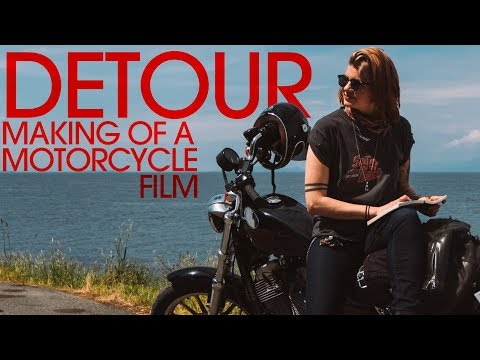 Announcement - Detour: The Making of a Motorcycle Film 00