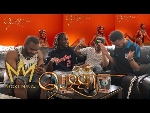 NICKI MINAJ - QUEEN (FULL ALBUM) REACTION/REVIEW