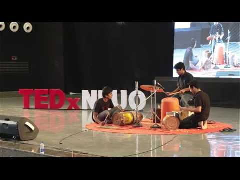 Performance: The Unconventional Orchestra | B- 103 | TEDxNLUO