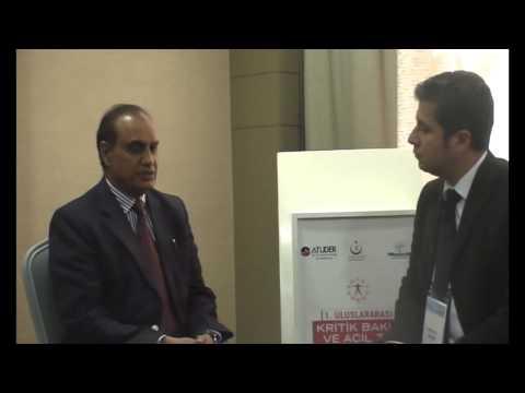 Dr. Narendra Rungta Hindistan Acil Tıbbını anlatıyor