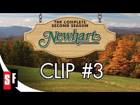 Newhart: Season 2 36 I Was A Clown Once