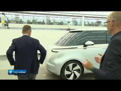 VW muss Tempo erhöhen ... sagt VW - Chef Diess