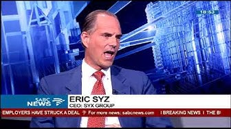 Banking sector in Switzerland: Eric Syz