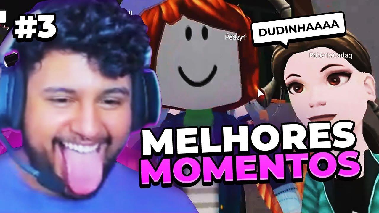 MELHORES MOMENTOS DA LIVE #3 - Igor