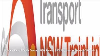 Transport NSW TrainLink ROBLOX discord Link.