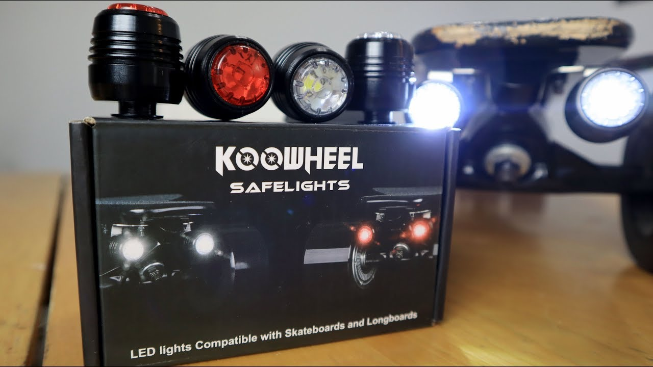 Image result for koowheel led lights