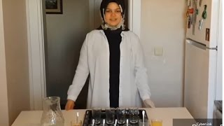 Limon + Karbonat Tepkimesi (Asit Baz)