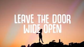 MARC - Leave The Door Wide Open (Lyrics) ft. Michaela Stridbeck