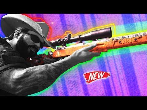 this new sniper is actually broken.. (modern warfare season 3)
