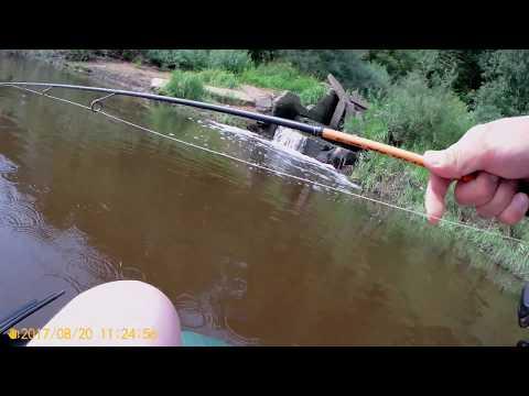 Ловля на спиннинг сплавом в районе города Котельнич