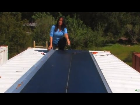 Diy Solar Panels 124 Watt Rollable Solar Panel Self