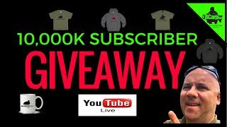 🔴  CARP FISHING IN WINTER - SUNDAY NIGHT LIVE Q&A 10K SUBSCRIBER GIVEAWAY 😀