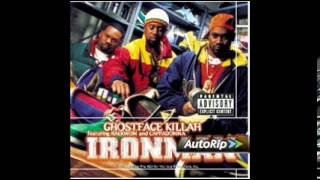 Ghostface Killah   Daytona 500 feat  Raekwon & Cappadonna  (Coop)