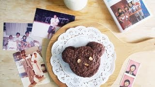 How To Make Nutella Bear Cookies