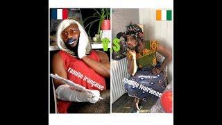 FAMILLE FRANCAISE V.S FAMILLE IVOIRIENNE ACTE IV