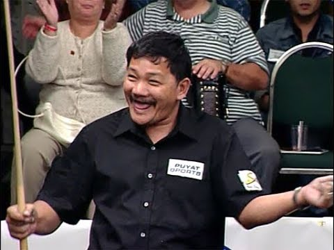 "Best Of Efren ""The Magician"" Reyes - The Best Of Billiard - 9 Ball"
