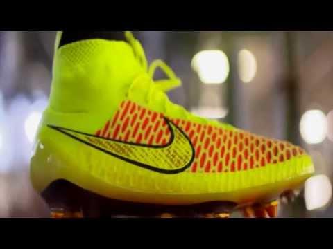 Quy trình sản xuất Nike Magista