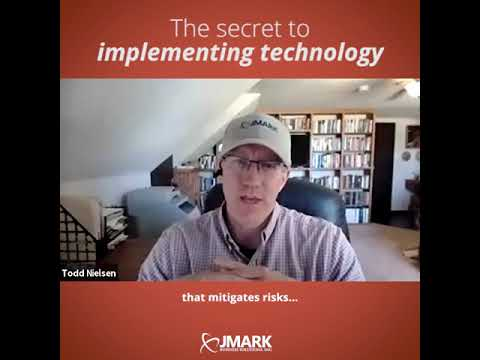 The secret to implementing technology