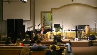 Arise Women of Destiny February 9, 2017  Soul Ties  Jen Rider
