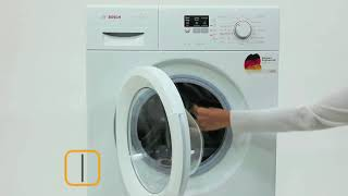 Bosch 6 kg Front Loading Washing