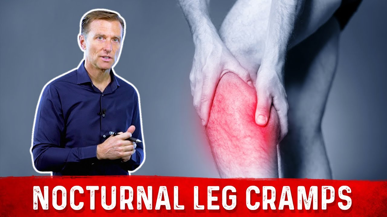 For Leg Cramps at Night Do This