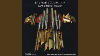 Orgelsonate Uber Ein Thema: III. Finale, allegro con fuoco (Toccata Fugata)