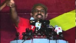 Comrade Chameera Koswatte | May Day 2013