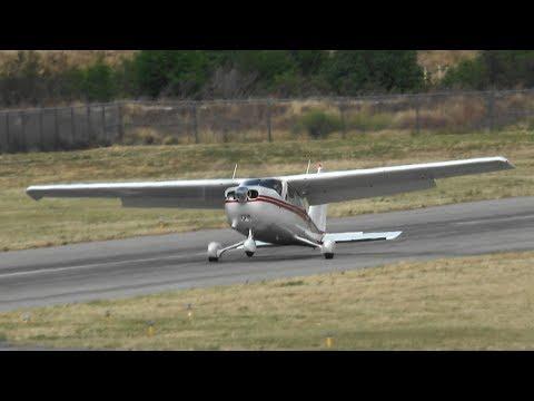 Cessna Cardinal Landing