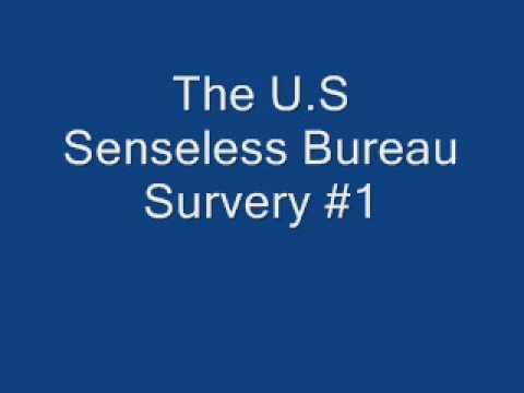 Senseless Bureau 1