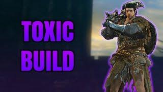 Dark Souls Remastered - Toxic Build (PvP/PvE) - Level 60 Invasion Build