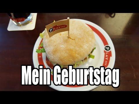 Mein Geburtstag | Burger all you can eat | Nici