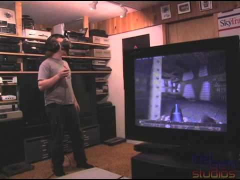 Quake and the VFX1