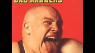 Bad manners-That