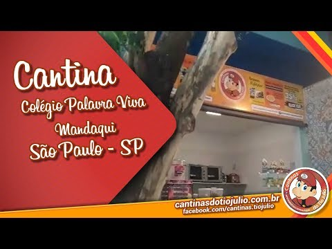 Cantina do Colégio Palavra Viva - Mandaqui - SÃO PAULO