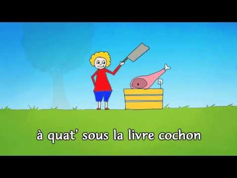 « Scions du jambon » - Mister Toony