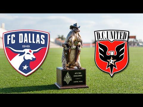ATX Pro Challenge Championship: D.C. United vs. FC Dallas
