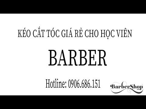Kéo Cắt Tóc Barber Giá Rẻ Cho Thợ Tóc