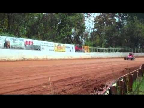 U.S. Legend Cars Modified Test at East Lincoln Speedway