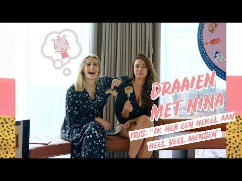 Welke RTL-collega vindt IRIS ENTHOVEN verschrikkelijk?    Draaien met Nina #5    NINA WARINK