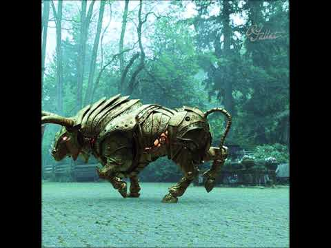 Colchis Bull from Percy Jackson Sea of Monsters - YouTube