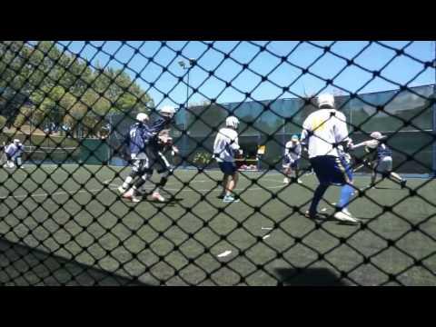 Partido San Pedro Vs Metro Lacrosse