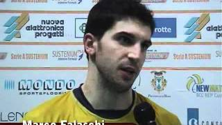 11-12-2011: Intervista a Marco Falaschi nel post NewMater-Atripalda