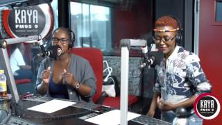 Experience #AfroSoulTemba with Katlego & Birdie on Kaya FM