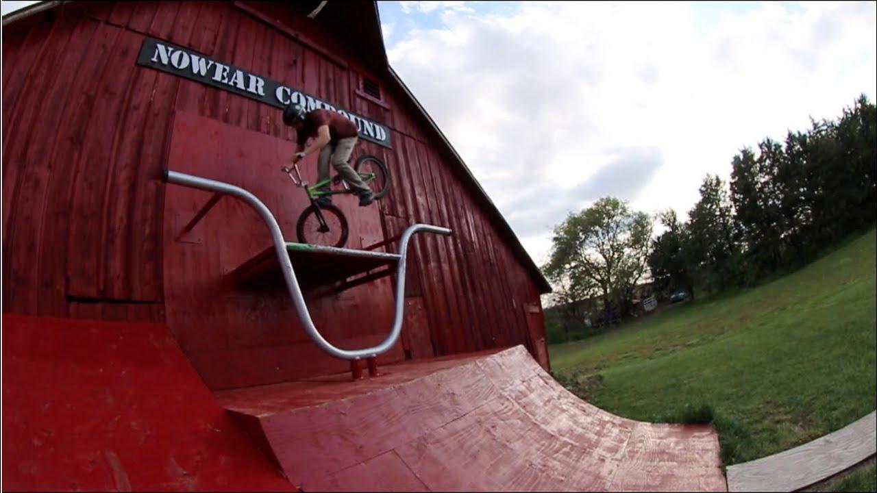 sending it in nebraska nowear u0027s backyard contest series youtube
