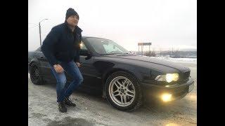 BMW 7 V8 дизель. Мечтают многие но ездят единицы.