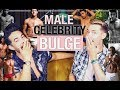 Male Celebrity Bulge Challenge | Jason Frazer ft. Estevan