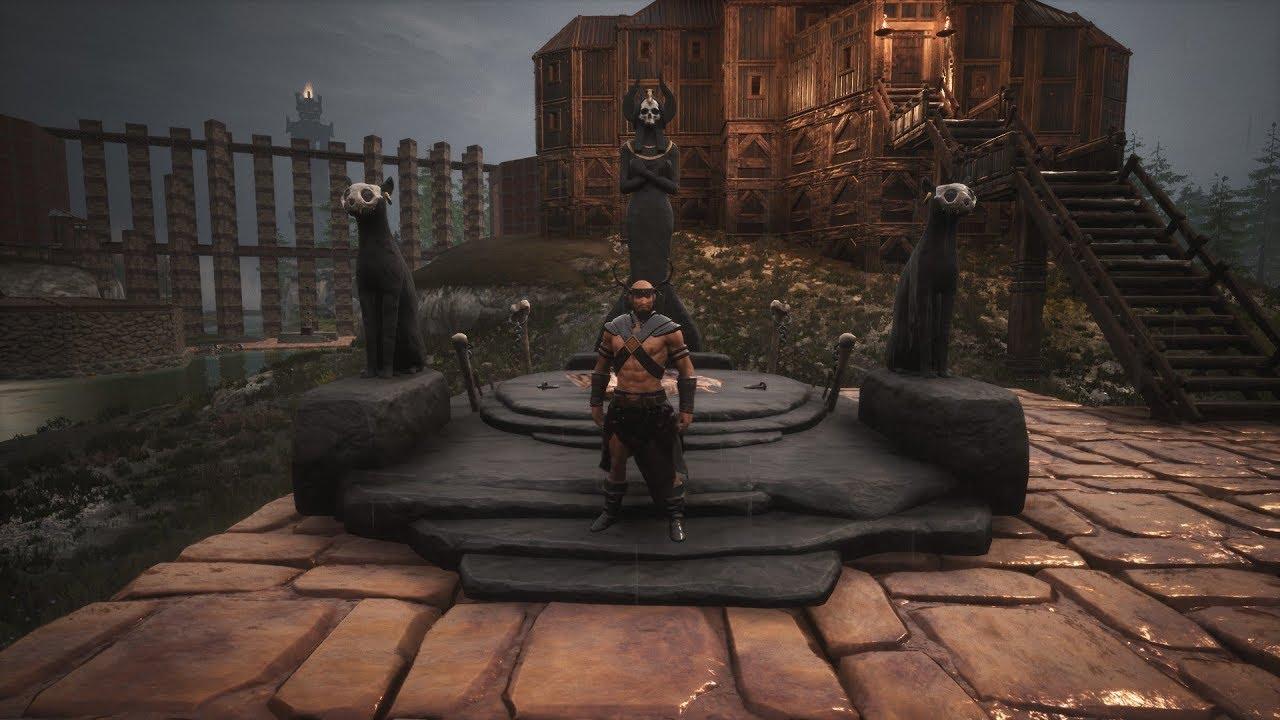 Conan exiles dünger