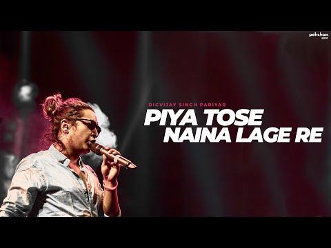 Piya Tose Naina Lage Re   Digvijay Singh Pariyar - Cover   Guide  Lata Mangeshkar   Waheeda Rehman
